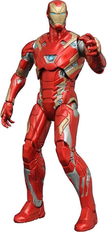 Captain America: Civil War - Iron Man Mark 45 Action Figure
