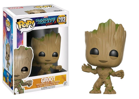 Guardians of the Galaxy: Vol. 2 - Groot Pop! Vinyl Figure