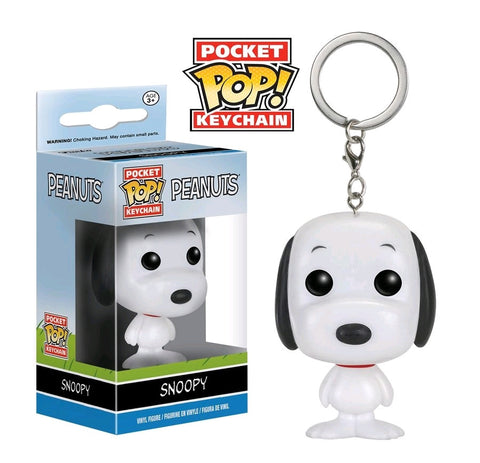 Peanuts - Snoopy Pocket Pop! Keychain