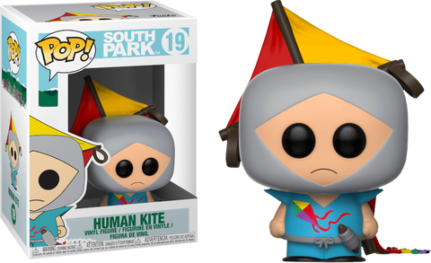 South Park - Human Kite Pop! Vinyl Figure - Pre-Order