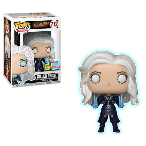 The Flash - Killer Frost NYCC 2018 Exclusive Pop! Vinyl Figure - Pre-Order