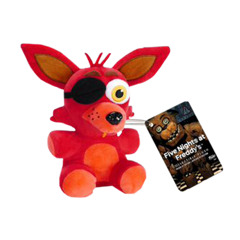 "Five Nights at Freddy's - Foxy 6"" Plush"