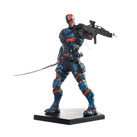 Batman: Arkham Knight - Deathstroke 1/10th Scale Statue