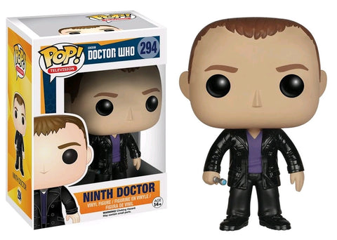 Doctor Who - 9th Doctor Pop! Vinyl Figure