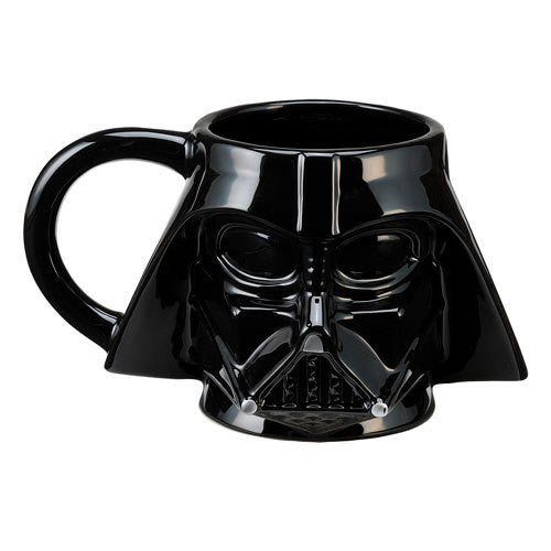 Star Wars - Darth Vader Head Sculpted Ceramic Mug