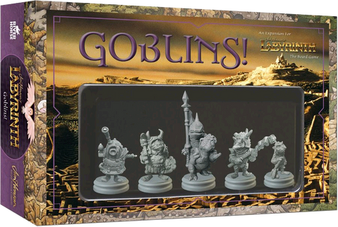 Labyrinth - Goblins! Board Game Expansion