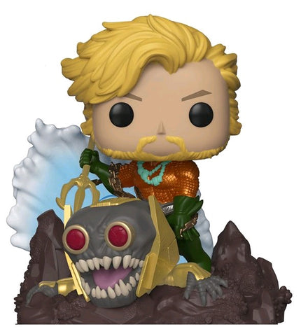 Aquaman - Aquaman (Jim Lee) Comic Moments Pop! Vinyl Figure - Pre-Order