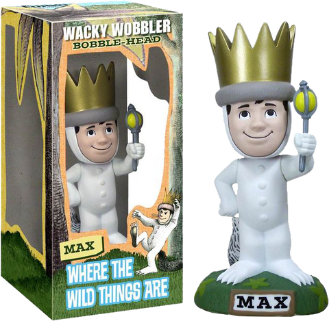 Where The Wild Things Are - Max Wacky Wobbler