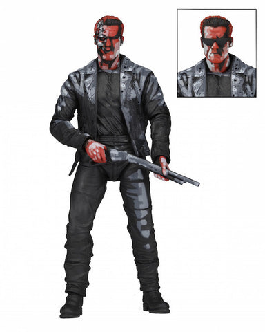 Terminator 2: Judgement Day - Video Game Version T-800 Action Figure