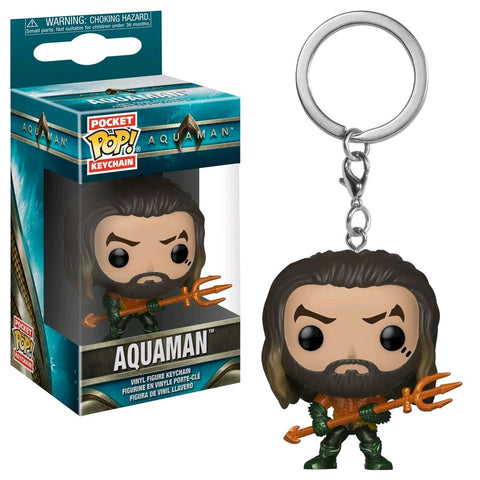 Aquaman Movie - Aquaman Pop! Keychain - Pre-Order
