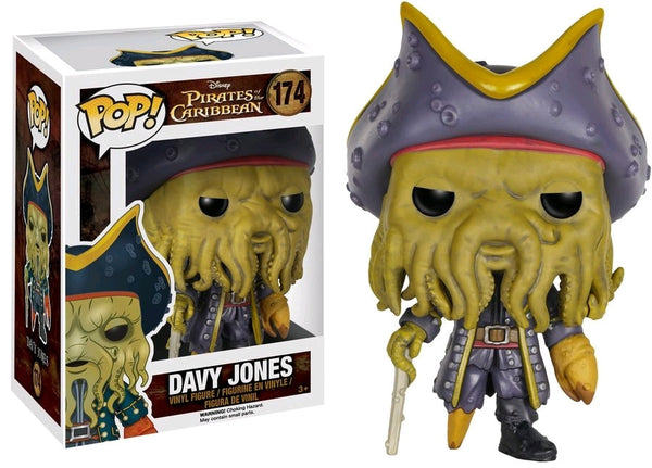 Pirates of the Caribbean - Davy Jones Pop! Vinyl Figure