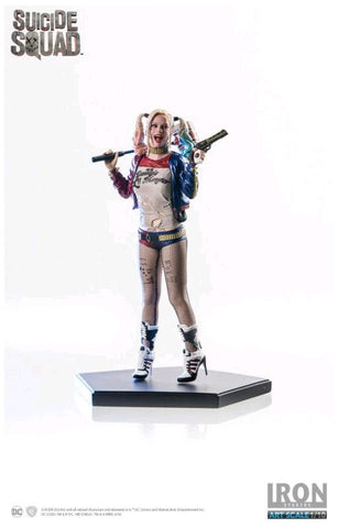 Suicide Squad - Harley Quinn 1:10 Scale Statue