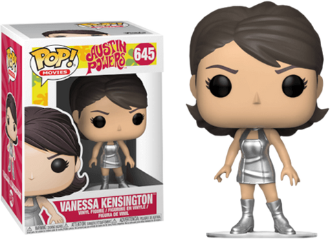 Austin Powers - Vanessa Kensington Pop! Vinyl Figure - Pre-Order