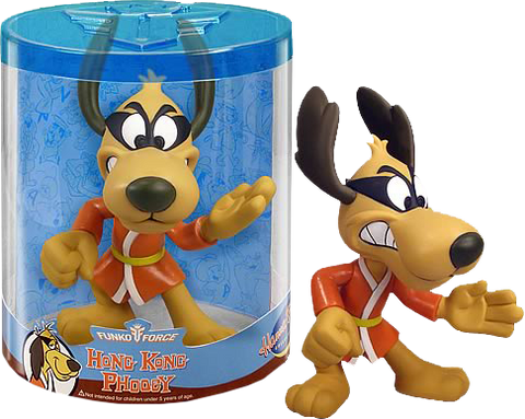 Hong Kong Phooey - Funko Force Vinyl Figure