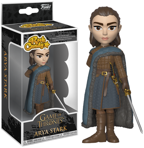Game of Thrones - Arya Stark Rock Candy Figure