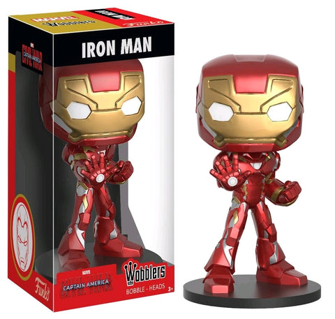 Captain America: Civil War - Iron Man Wobbler Bobble Head