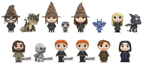 Harry Potter - Series 2 Mystery Minis: Hot Topic Exclusive Case of 12 Blind Boxes - Pre-Order