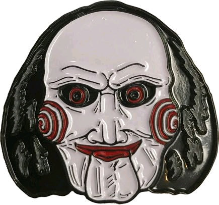 Saw - Billy Puppet Enamel Pin - Pre-Order