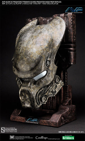 Alien vs Predator - Pyramid Guard Predator Mask Replica