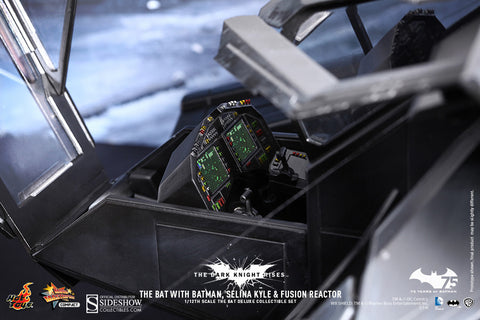 Batman: The Dark Knight Rises - The Bat with Reactor 1:12 Scale Deluxe Action Figure Set