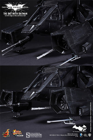 Batman: The Dark Knight Rises - The Bat 1:12 Scale Action Figure Set