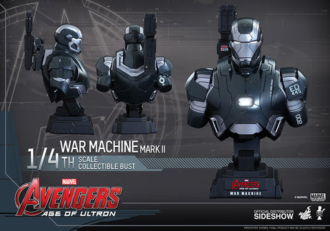 Avengers: Age of Ultron - War Machine Mark II 1:4 Scale Bust
