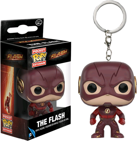 Flash - The Flash Pocket Pop! Vinyl Keychain