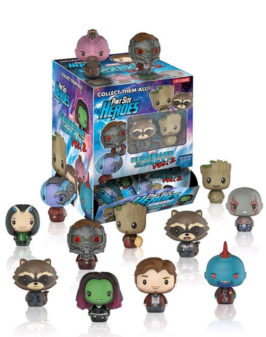 Guardians of the Galaxy: Vol 2 - Pint Size Heroes Gamestop US Exclusive Blind Bags