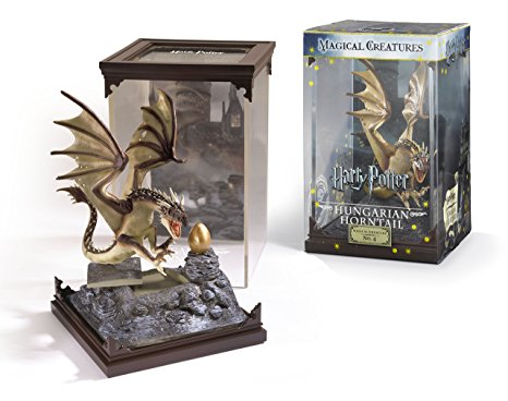 Harry Potter - Magical Creatures: Hungarian Horntail Figure - Pre-Order