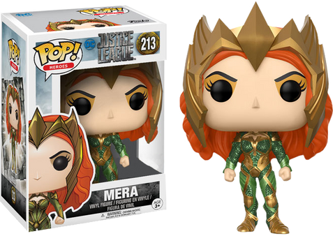 Justice League (2017) - Mera Pop! Vinyl Figure