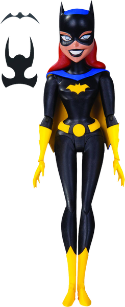 Batman: The New Batman Adventures - Batgirl Action Figure