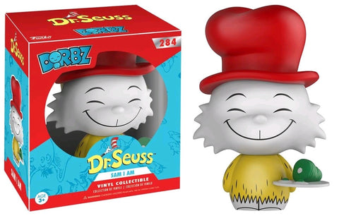 Dr. Seuss - Sam I Am Dorbz Vinyl Figure