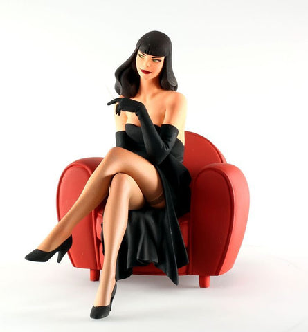 Betty Page - Pin Up Girl 01 Limited Edition Statue by Fariboles Productions (France)