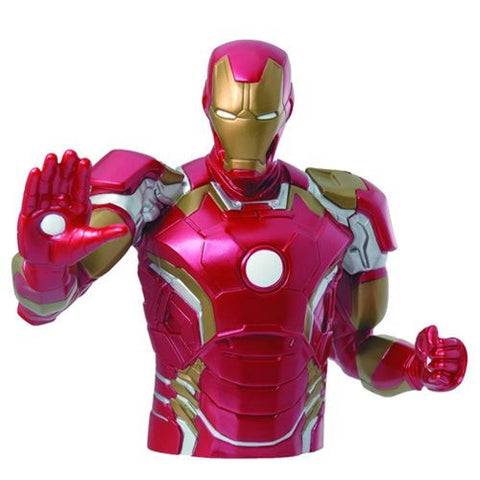 Avengers - Iron Man Bust Bank