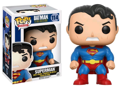 Batman: Dark Knight Returns - Superman Pop! Vinyl Figure
