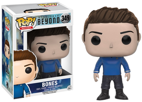Star Trek: Beyond - Bones Pop! Vinyl Figure