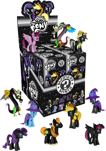 My Little Pony - Series 2 Mystery Mini Blind Box Case of 12 Figures