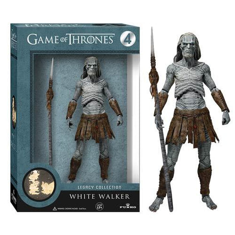 Game of Thrones - White Walker Legacy Figure
