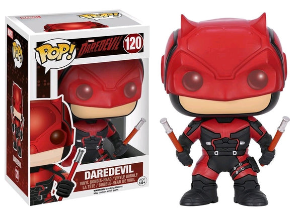 Daredevil - Daredevil Red Suit Pop! Vinyl Figure