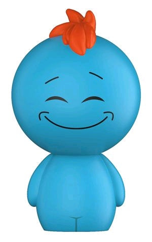 Rick and Morty - Mr Meeseeks Dorbz Vinyl Figure (With Chance Of A Chase Variant) - Pre-Order
