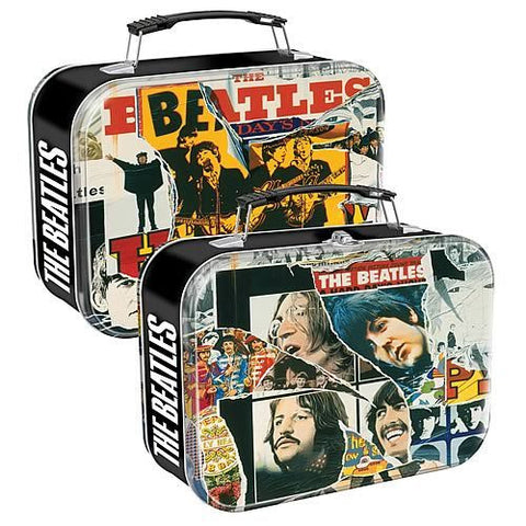The Beatles - Tin Lunch Box