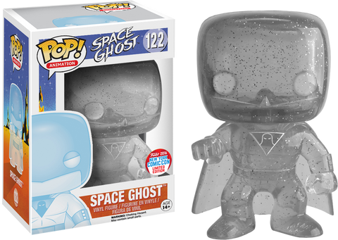 Space Ghost - Invisible Space Ghost NYCC Exclusive Pop! Vinyl Figure