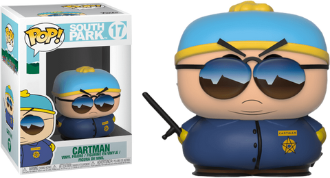 South Park - Cartman Pop! Vinyl Figure - Pre-Order