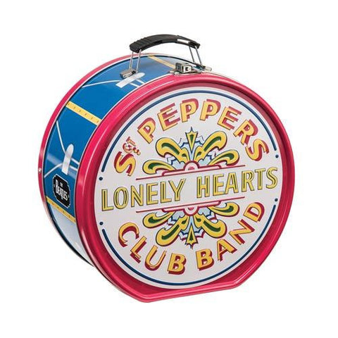 The Beatles - Sgt. Pepper's Lonely Hearts Club Band Shaped Tin Tote