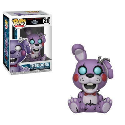 Five Nights at Freddy's: Twisted Ones - Theodore Pop! Vinyl Figure - Pre-Order