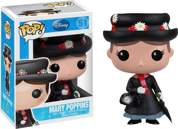 Mary Poppins Pop! Vinyl Figure
