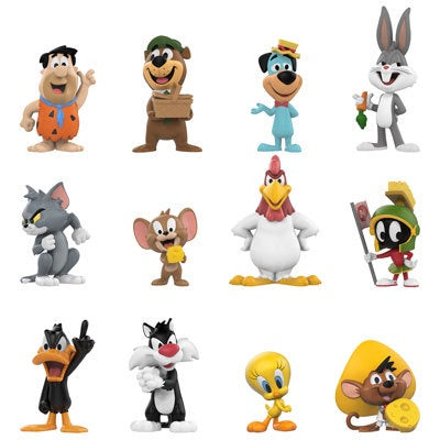 Warner Brothers Classic Cartoons - Target Exclusive Mystery Minis Blind Box - Pre-Order