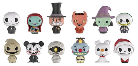 The Nightmare Before Christmas - Gamestop Exclusive Case of 24 Pint Size Heroes Blind Bags - Pre-Order