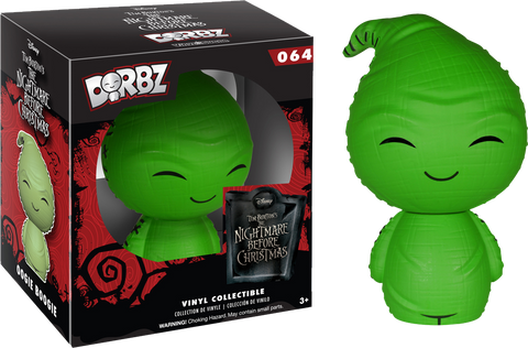 The Nightmare Before Christmas - Oogie Boogie Dorbz Vinyl Figure