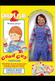 Child's Play 2 - Childs Deluxe Good Guy Chucky Costume - Pre-Order
